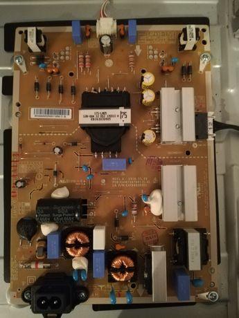 Zasilacz lg 43uj701v i inne części do tego telewizora
