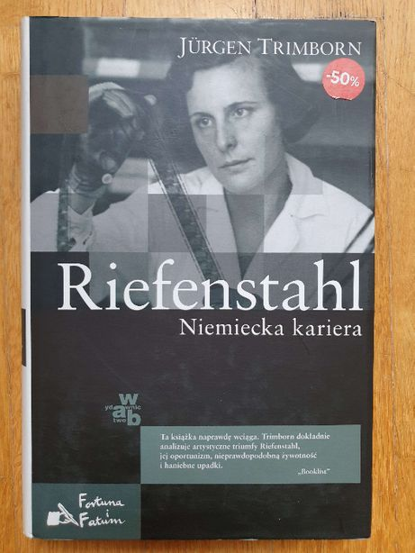 J. Trimborn, Riefenstahl, Niemiecka kariera