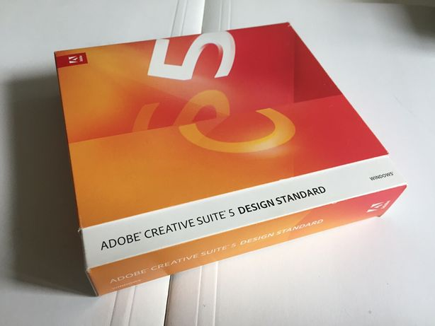 Adobe Creative Suite 5 Standard 64bit Windows