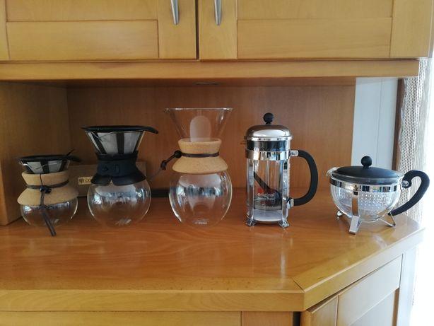 Cafeteira de filtro