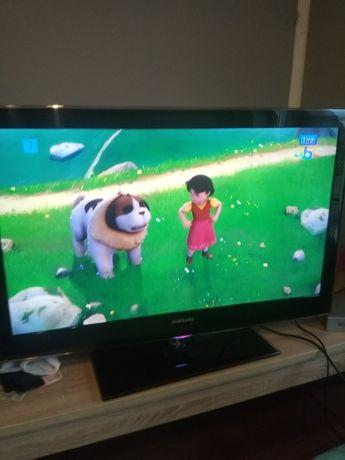 Tv led 40 cali Samsung ultra cienki