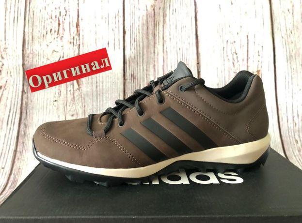 Оригинал Кроссовки мужские Adidas Daroga Plus B27270 кожаные