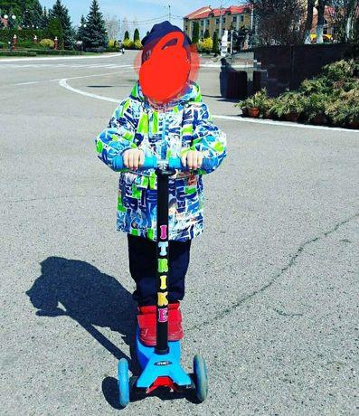 Куртка дитяча на хлопчика