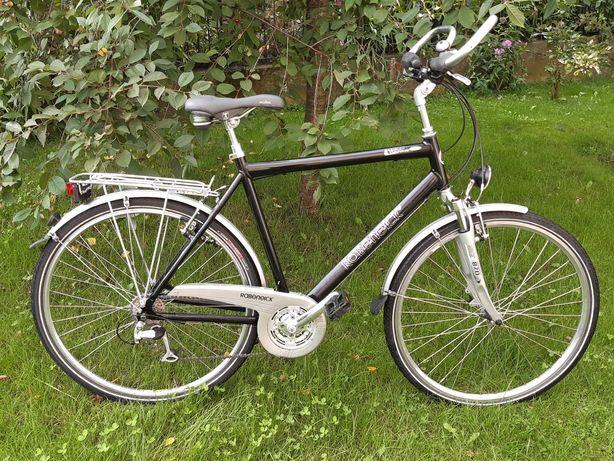 Rower Męski Trekkingowy RABENEICK Koła 28 Aluminiowy Shimano Alivio
