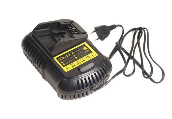 Зарядное устройство DeWalt DCB105 XR DCB112 DCB203BT 10.8/14.4/18 В