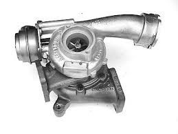 turbina turbosprężarka T5 Transporter 2.5 TDI 130KM AXD