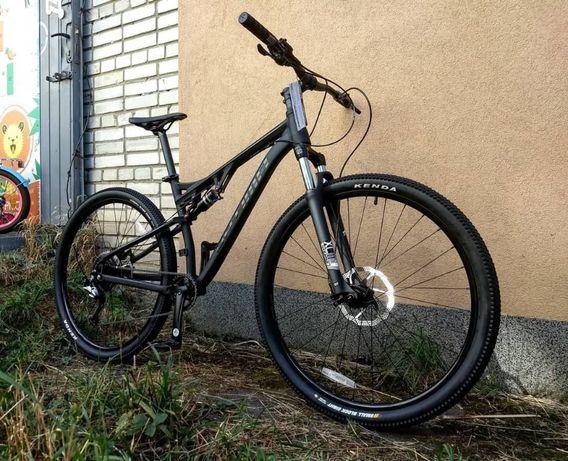 Продам велосипед Optima S1 рама L( двухподвес подвес )