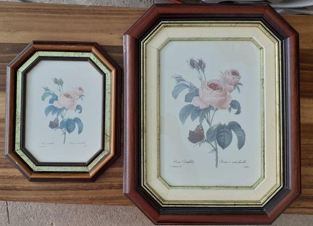 2 quadros antigos