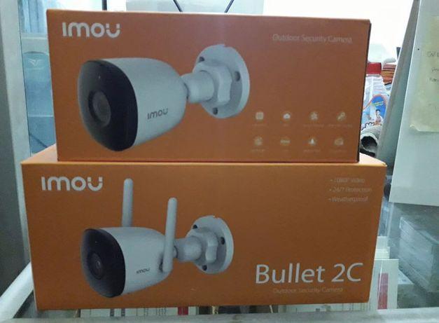 Уличная камера Dahua IMOU 4 mp WiFi беспроводная (IPC-F42FEP)