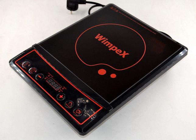 Новая индукционная плита Wimpex 1323 / 2000Вт плитка электроплита печь
