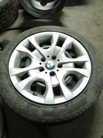 Koła zimowe kompletne BMW