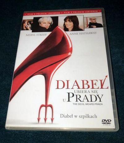 Diabeł ubiera się u Prady (2006) DVD