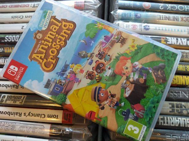 Animal Crossing New Horizons [Switch] idealna --- możliwość zamiany SK