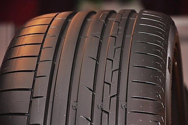 Continental Conti Sport Contact 6 285/35 R22 106Y XL Porsche Cayenne