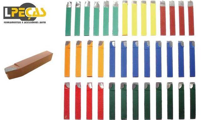 Conjunto de ferramentas de torno de HSS 38 peças