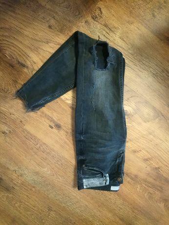 Zara jeansy 34 xs