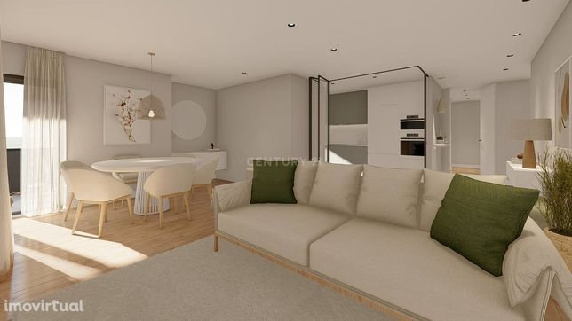 Apartamento T2 - 110m2  - Empreendimento Nova Portela