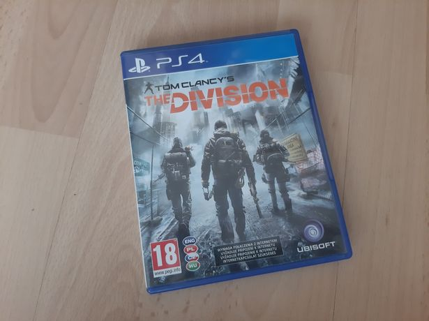 The Division - PS4 - Playstation 4 - wersja PL - stan idealny
