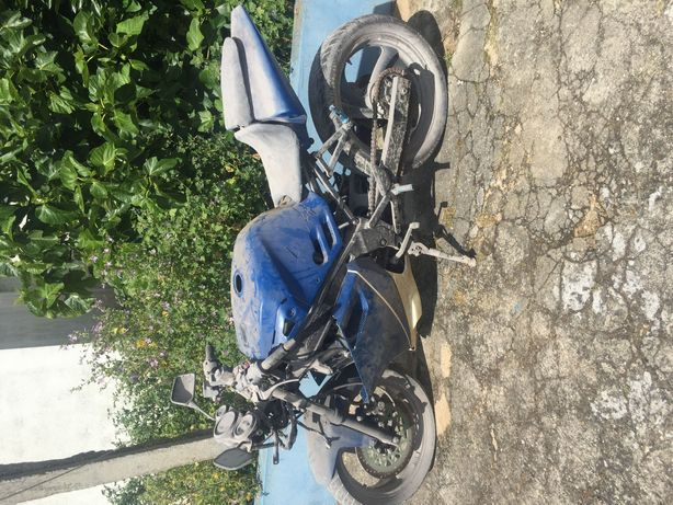 Honda NSR 125cc f jc20