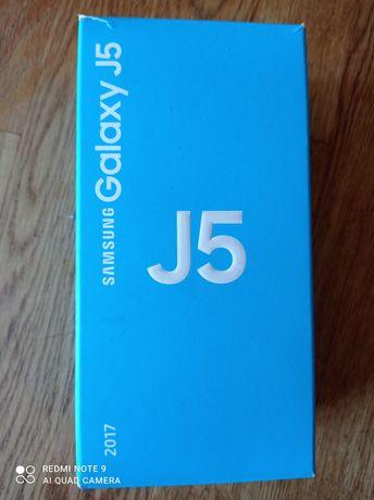 Pudełko Samsung Galaxy J5 2017
