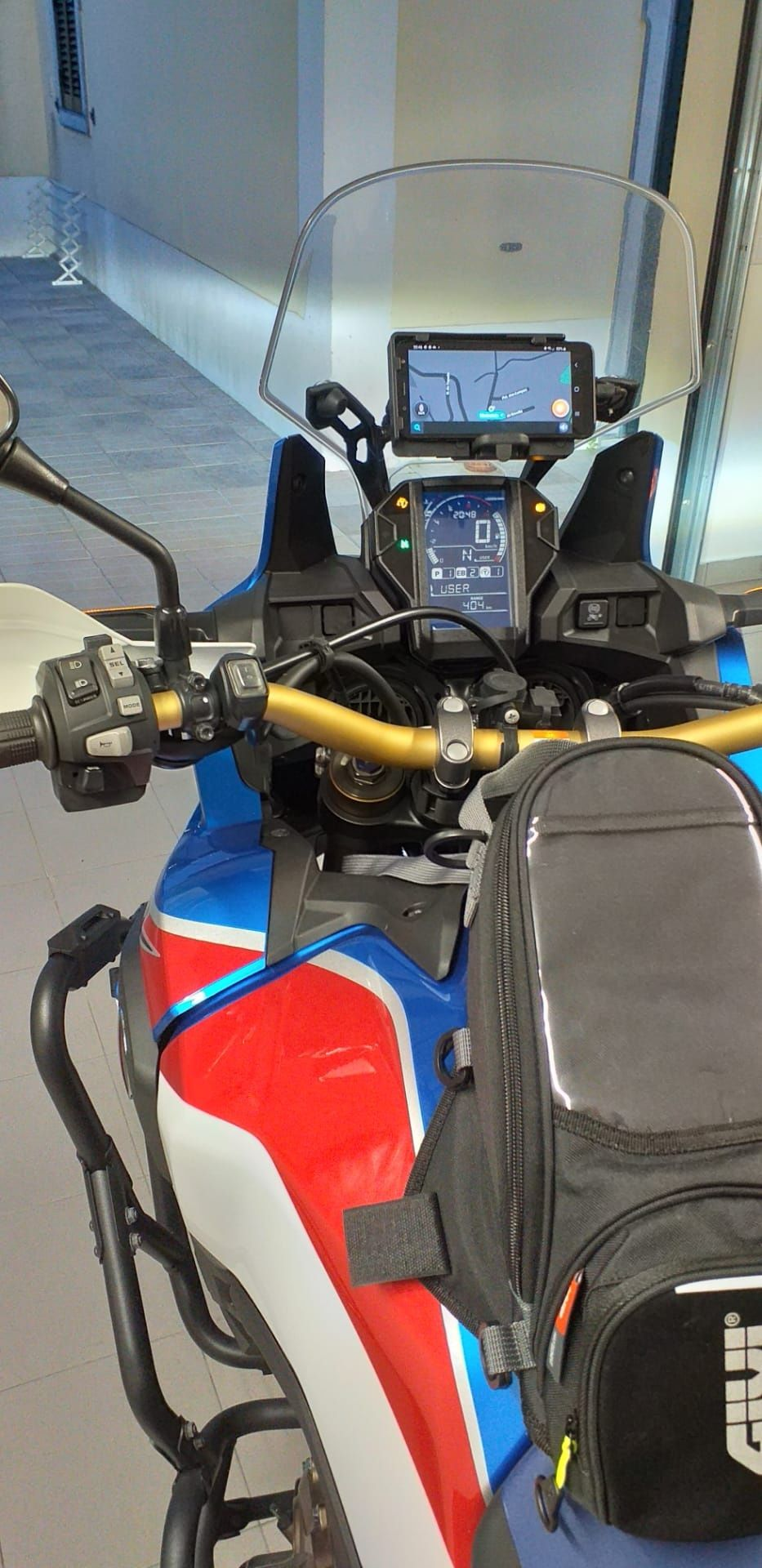 Africa Twin  2019