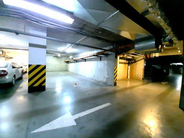 Сдам удобное большое паркоместо в паркинге ЖК Пальмира Генуэзская