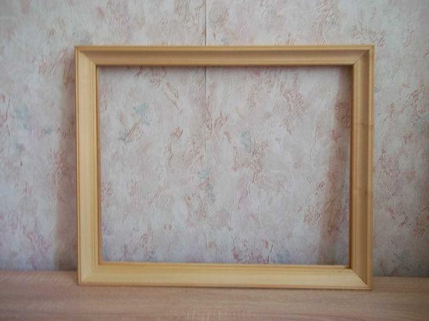 Деревяная Рама Картин  на размер  40 на 50 см