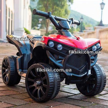 Детский квадроцикл КРУ3638 красны, электромобиль, Дитячий електромобiл
