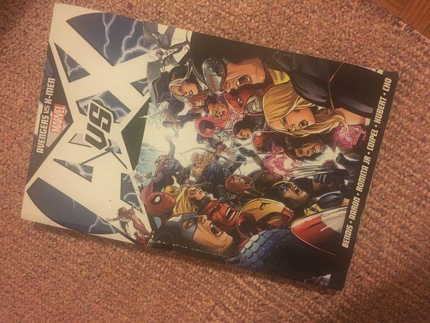 Avengers vs X-Men ( Marvel ) Banda Desenhada (Comics)