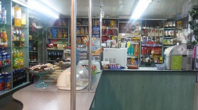 Продам действующий бизнес - магазин-кафе на трассе Киев-Харьков