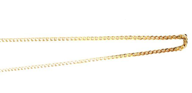 Łańcuszek złoty 585 14K 50 cm Pancerka szer. 2.2 mm Nowy Jubiler