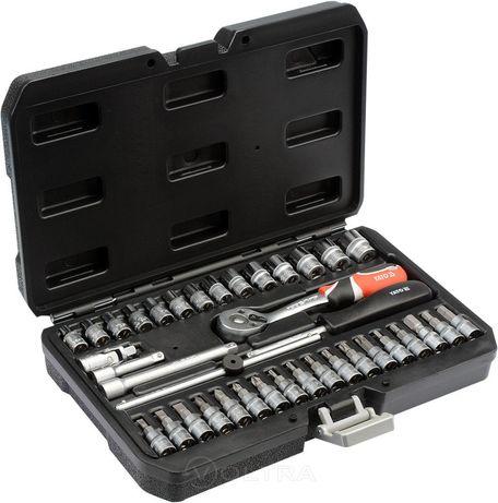 Професиональный Набор Инструментов YATO YT-14471 38 Ед