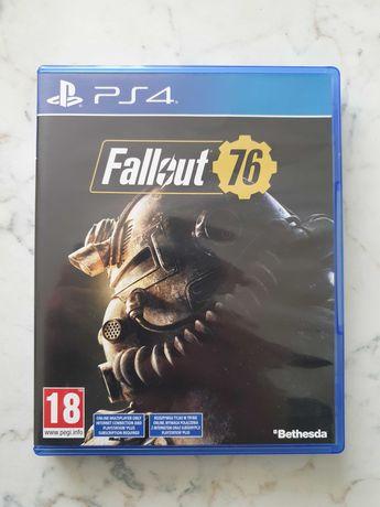 Fallout 76 na konsole PS4