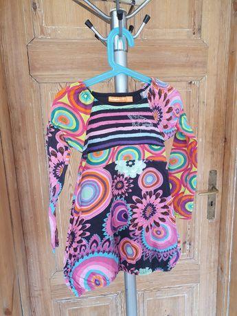 Sukienka / tunika firmy Desigual rozmiar 110
