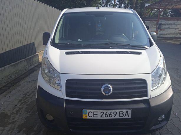 Fiat Scudo 2007р