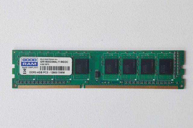 Pamięć RAM DDR3 4GB GoodRam GR1600D364L11