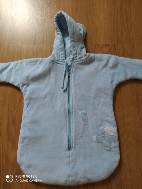 Ninho de bebé (saco de dormir)