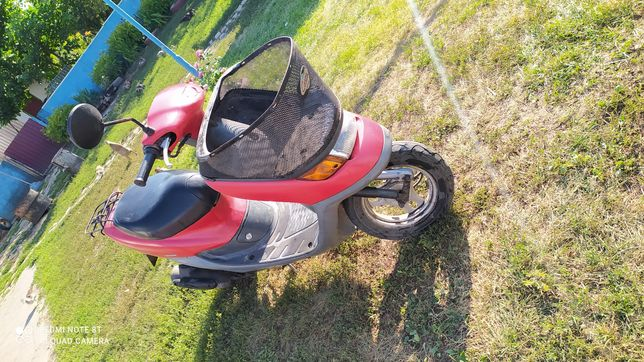 Продам скутер Хонда дио DIO ZX AF-35