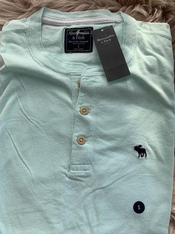 Męska koszulka Abercrombie & Fitch rozm.S