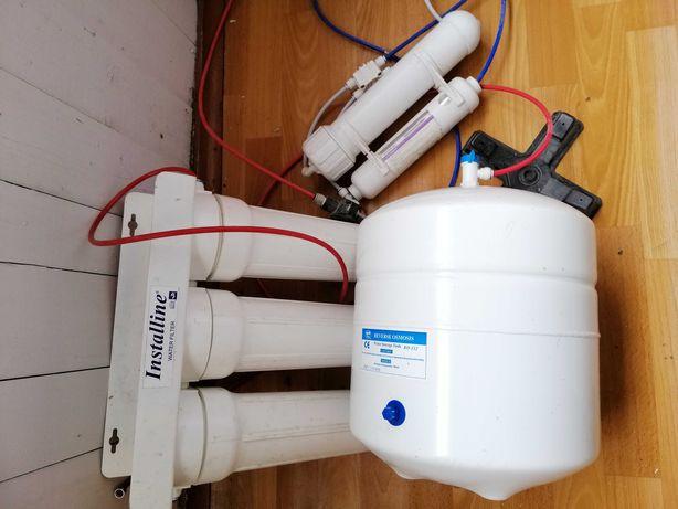 Очистка воды Installine RO-132 система обратного осмоса,пять ступеней