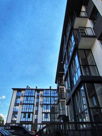 1 кім 34 кв м, розтермінування 12 місяців зданий будинок!