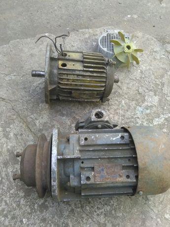 Двигатель асинхронный 1.5 квт