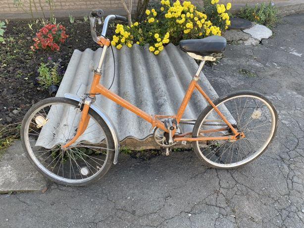 Велосипед Салют, Аист, Украина