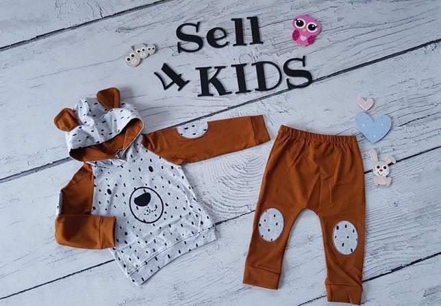 Komplet chłopięcy niemowlece zestawy 24h dostawa sklep 62 68cm 74 80