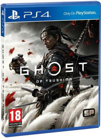 Zamienię Ghost Of Tsushima na Cyberpunka 2077