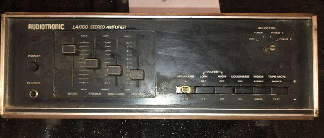 Radio Antigo Stereo Amplifier LA-1700 de 1970