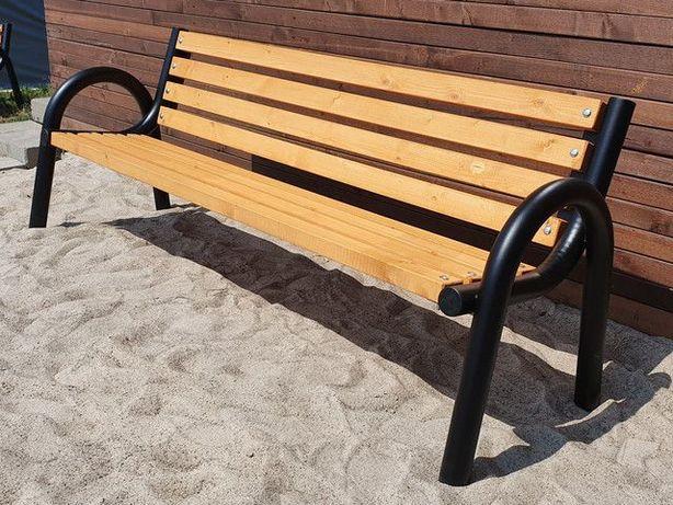 Ławka ogrodowa grube deski 150cm Dostawa Gratis różne rozmiary i kolor