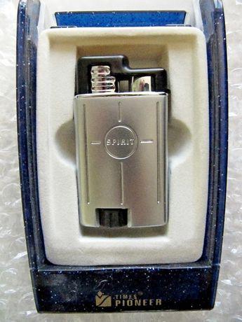 Зажигалка Pioneer в подарочной коробке, турборежим, новая, газовая