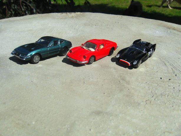 Kolekcja Ferrari Shell - 3 samochody