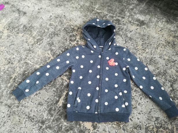 Bluza z kapturem dla dziewczynki, Smyk Cool Club